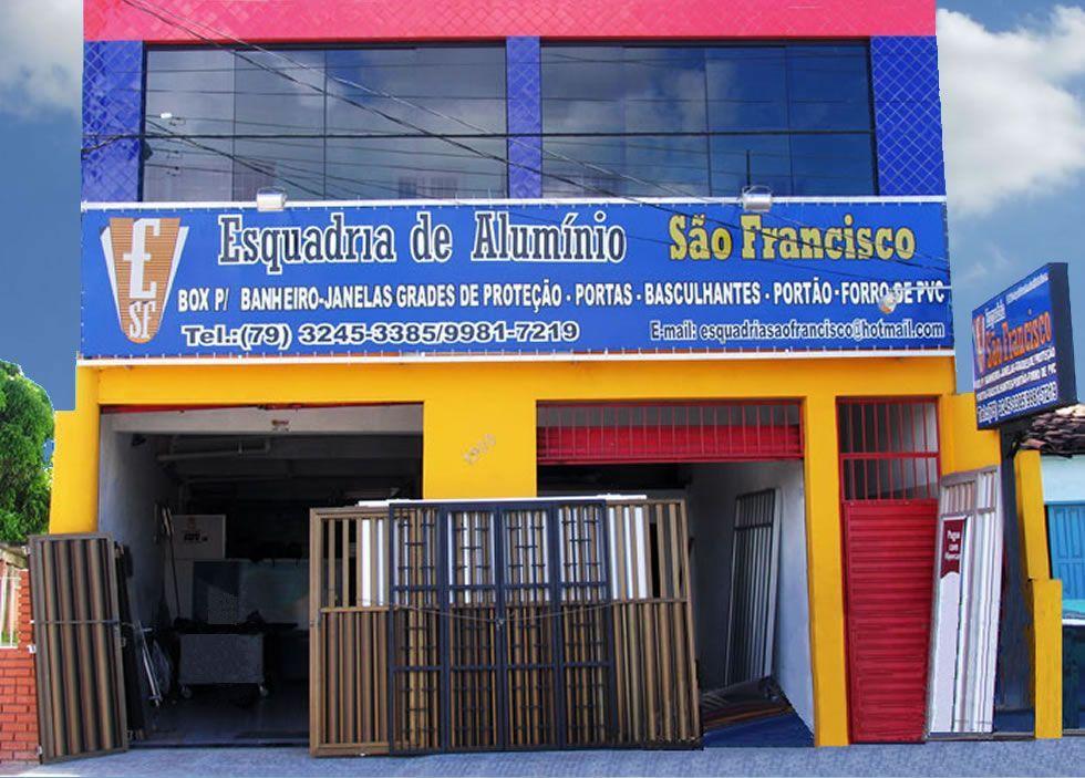 Esquadria São Francisco
